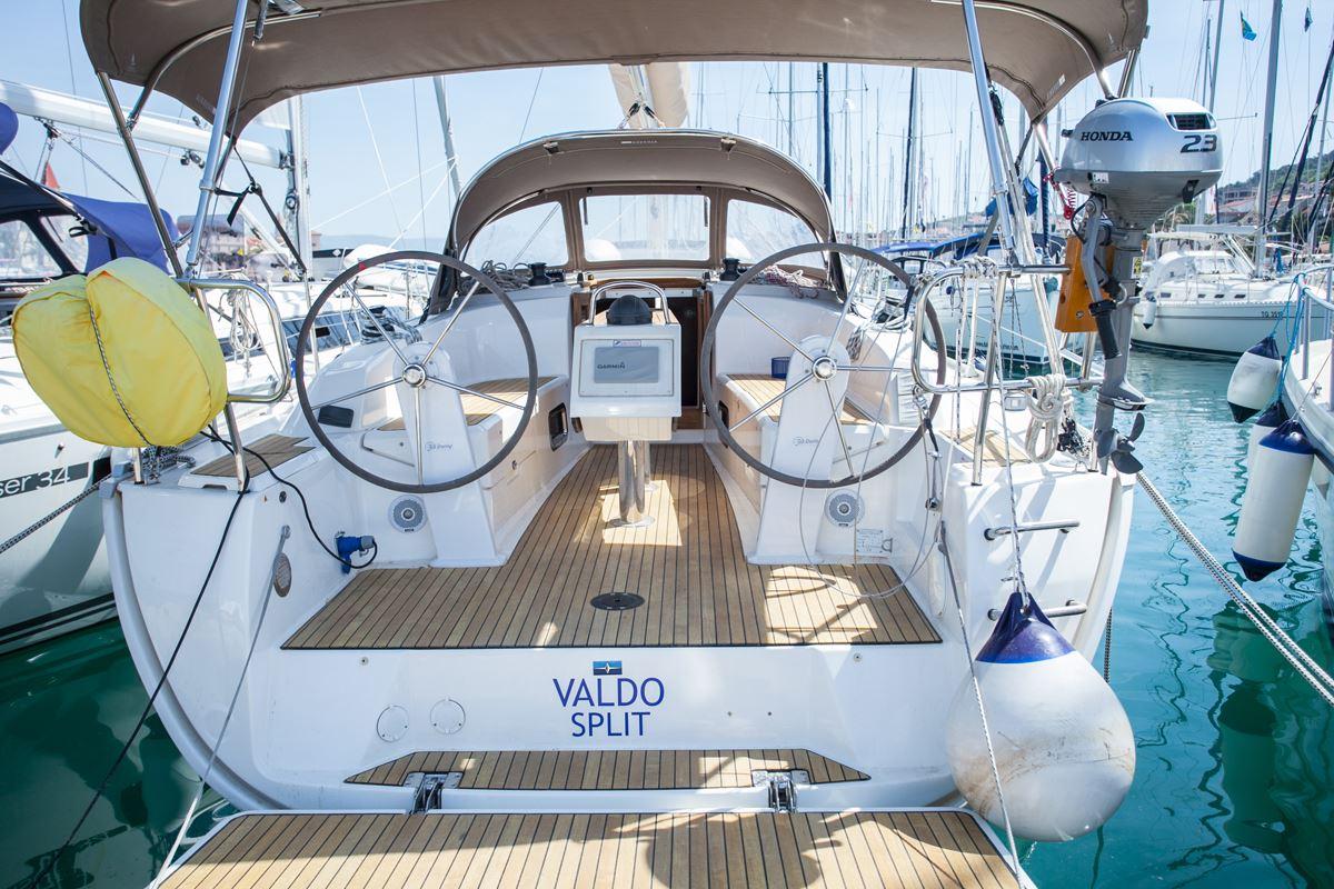 "Bavaria Cruiser 34 ""Valdo"""