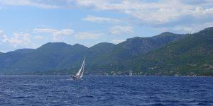 One way sailing Dubrovnik to Trogir