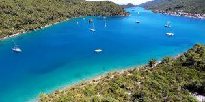 One way sailing Trogir to Dubrovnik